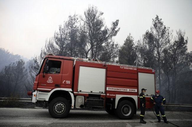 Σημαντικό: Σε κατάσταση ύψιστου συναγερμού για πυρκαγιά πολλοί νόμοι το Σάββατο