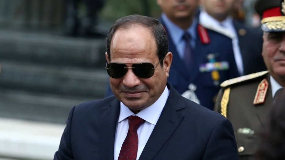 Πρόσκληση για τη Σύνοδο G7 έλαβε ο Αιγύπτιος πρόεδρος