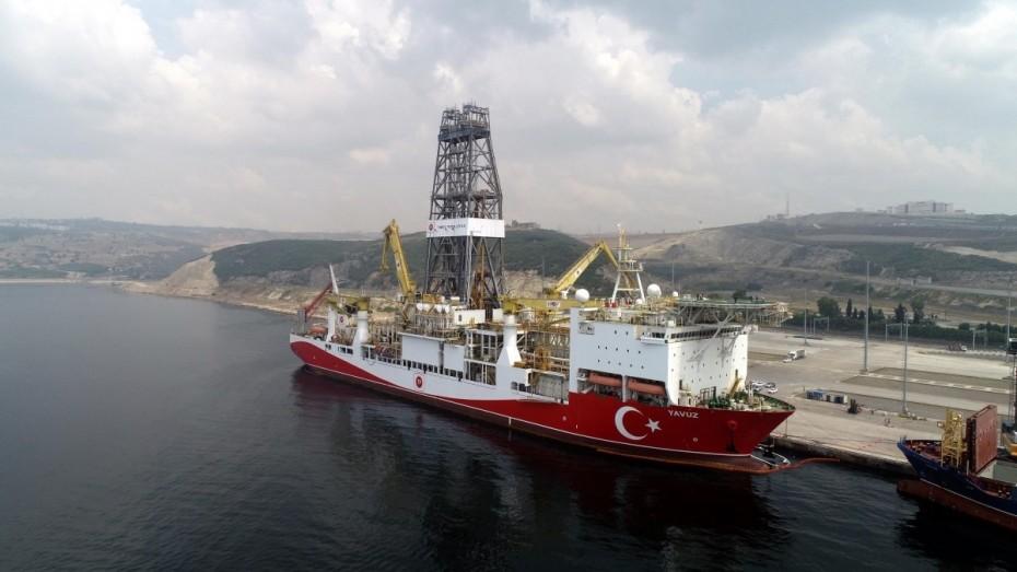 Το χαβά τους οι Τούρκοι με τις γεωτρήσεις στην κυπριακή ΑΟΖ