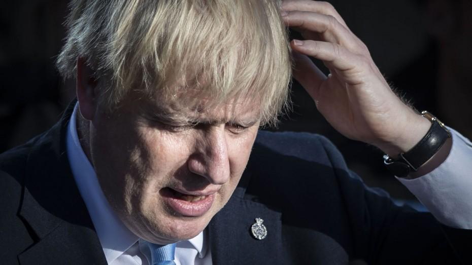 Ο Τζόνσον επιμένει για Brexit στις 31 Οκτωβρίου