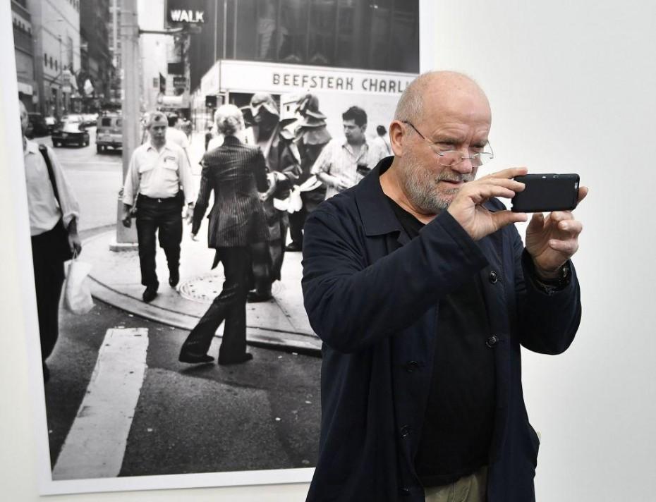Απεβίωσε ο Γερμανός φωτογράφος μόδας Πέτερ Λίντμπεργκ
