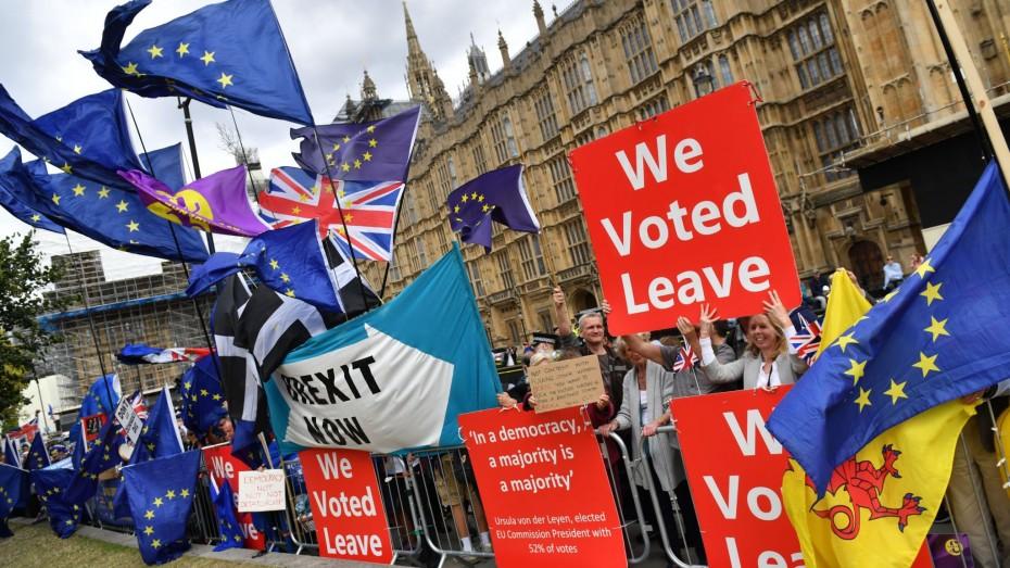 Εγκρίθηκε το νομοσχέδιο για την καθυστέρηση του Brexit
