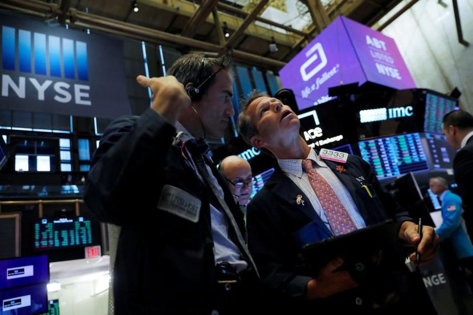 Ευφορία στη Wall Street, από την εκτόνωση στο Χονγκ Κονγκ