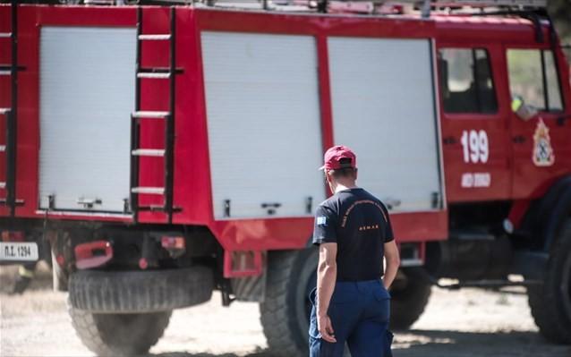 Δύο συλλήψεις για πυρκαγιές σε Ρόδο και Ηράκλειο
