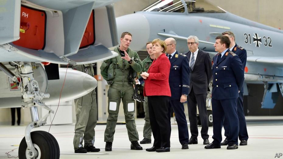 Η Γερμανία «παγώνει» για ακόμα 6 μήνες την πώληση όπλων στη Σ. Αραβία