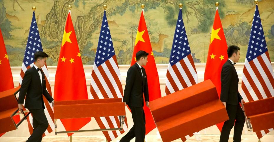 Στις 13 Σεπτεμβρίου οι νέες εμπορικές συζητήσεις ΗΠΑ και Κίνας