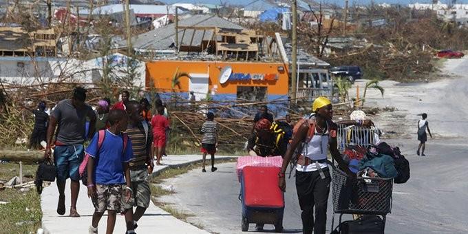 Χιλιάδες οι αγνοούμενοι στις Μπαχάμες, μετά το πέρασμα του Ντόριαν