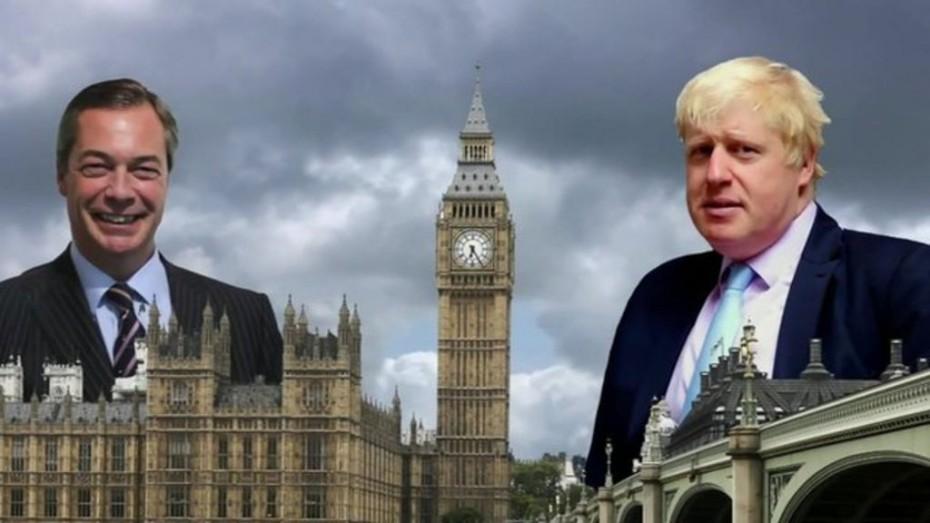 Brexit: «Άκυρο» του Τζόνσον σε πρόταση συνεργασίας του Φάρατζ