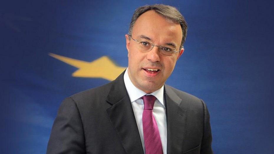Ικανοποίηση Σταϊκούρα για το ευρωπαϊκό «ok» για την πρώτη κατοικία