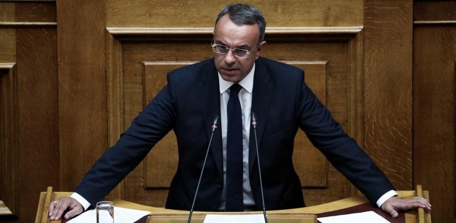 Δηκτική απάντηση Σταϊκούρα σε ΣΥΡΙΖΑ για την οικονομία