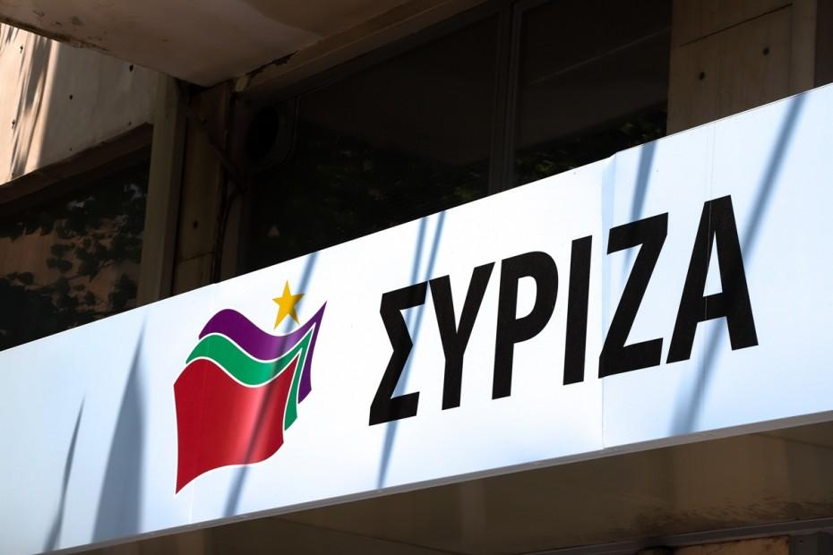 Διπλά δειλός ο Μητσοτάκης για τη Novartis, τονίζει ο ΣΥΡΙΖΑ