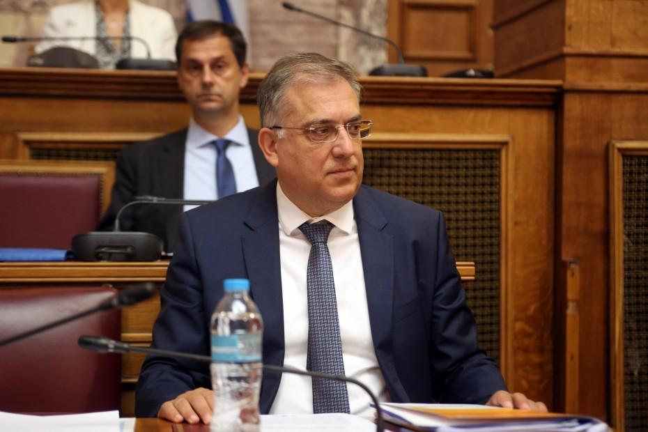 Ο Θεοδωρικάκος επιμένει για την ψήφο των Ελλήνων του εξωτερικού
