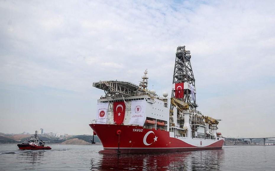 Κυπριακή ΑΟΖ: Το Yavuz αποχώρησε από την Καρπασία