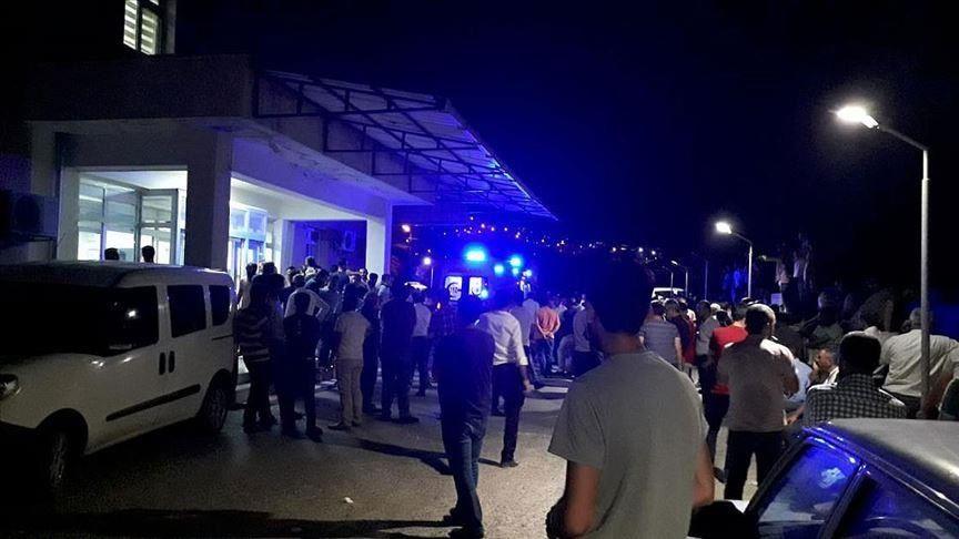 Τουλάχιστον 4 νεκροί από έκρηξη στην Ντιγιάρμπακιρ της Τουρκίας