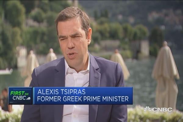 Ερωτήματα ΝΔ για τη συνέντευξη Τσίπρα στο CNBC