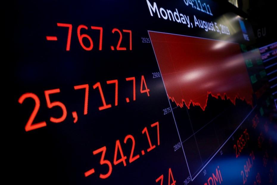 Με εμπορικούς φόβους στο Σεπτέμβριο η Wall Street