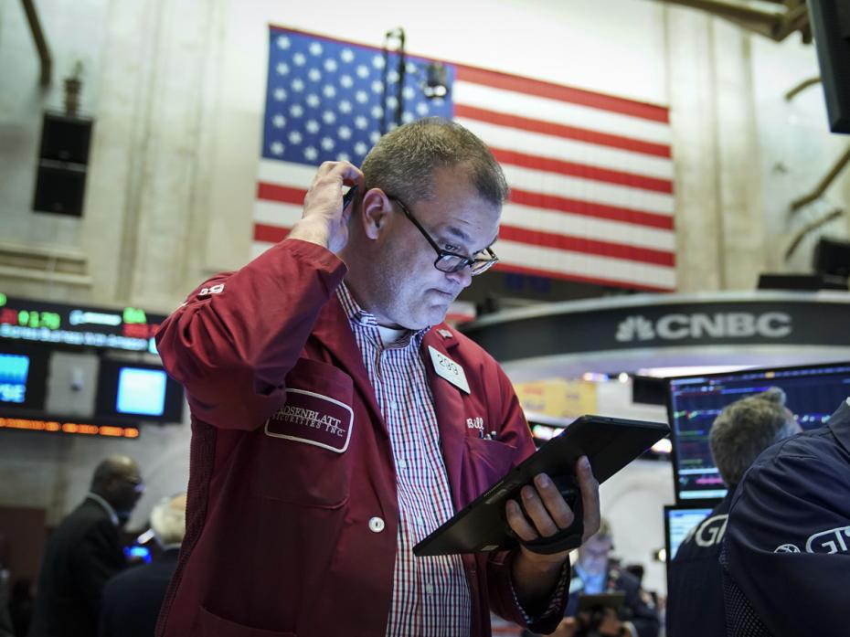 Θετικό το «ταμείο» της Wall Street στις ανακοινώσεις της Fed
