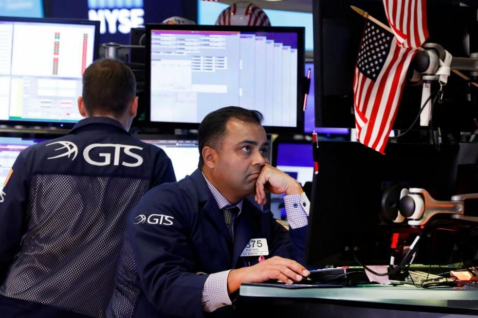 Αρνητική διάθεση στη Wall Street για το άνοιγμα της Τετάρτης