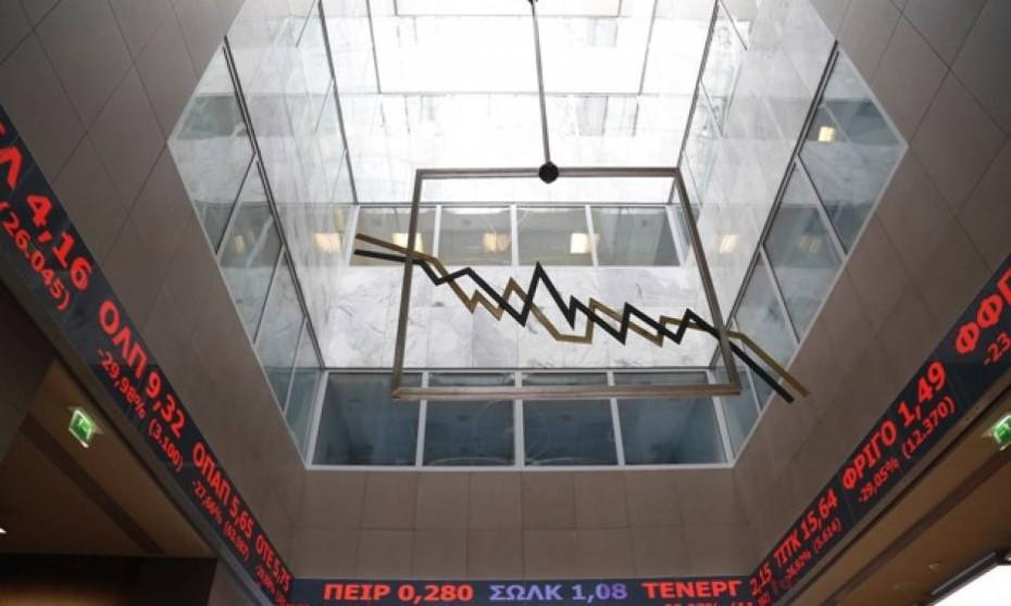 Απόλυτη «σιγή» στο ΧΑ πριν από τον S&P