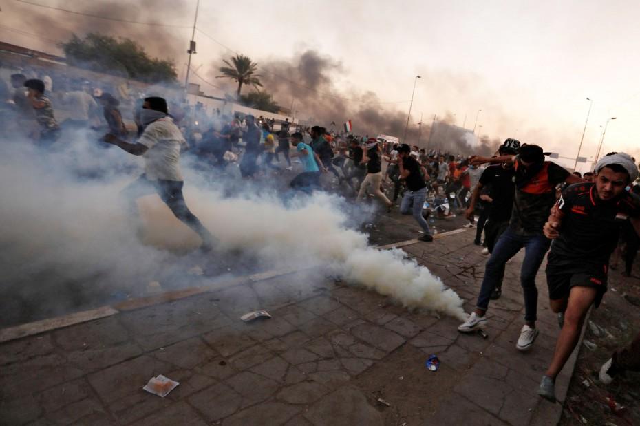 Ιράκ: Στους 224 οι νεκροί από την αρχή του Οκτωβρίου