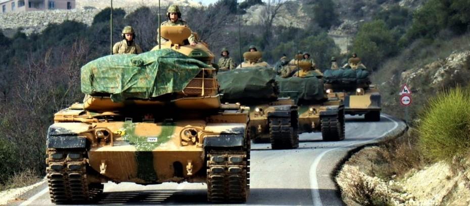 Ιράν σε Τουρκία: Σταματήστε αμέσως την επίθεση στη Συρία