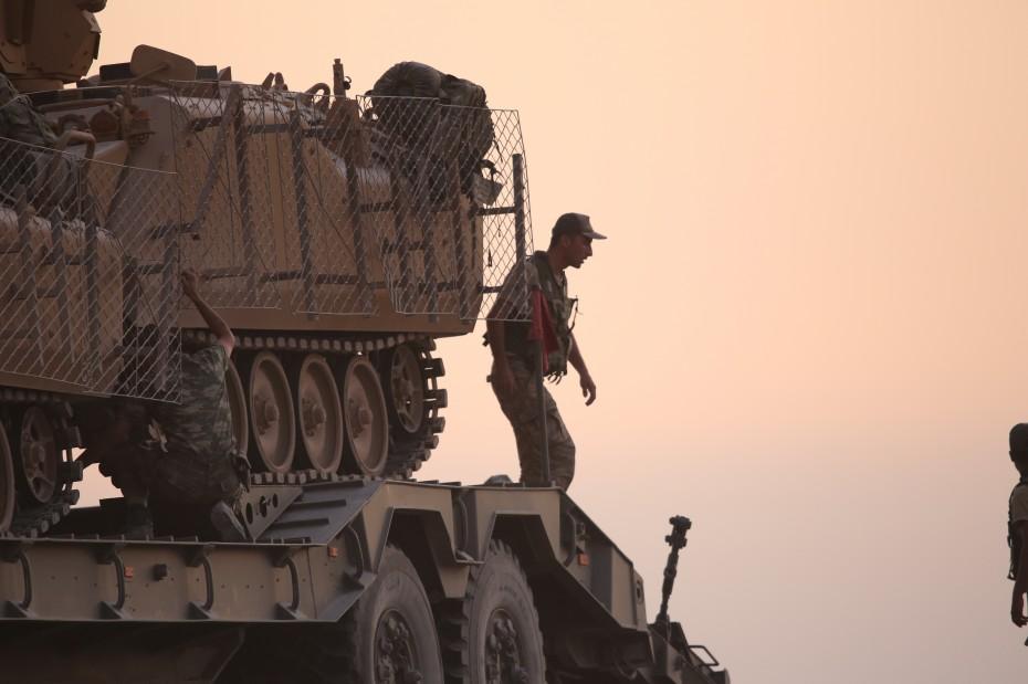 Συρία: «Χτυπήθηκαν» πάνω από 181 στόχοι μέσα σε μόλις λίγες ώρες