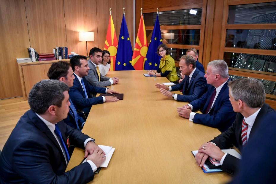 Φήμες για παραίτηση του Ζάεφ μετά το «άκυρο» της ΕΕ