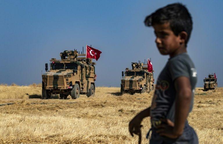 Η Τουρκία ξεκίνησε την εισβολή στη Συρία