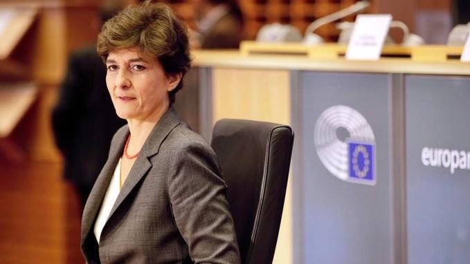 Απορρίφθηκε η Γαλλίδα αξιωματούχος για την Κομισιόν, Σιλβί Γκουλάρ
