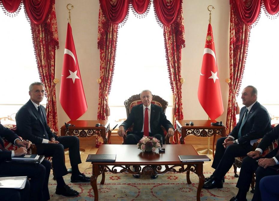 Και πάλι το NATO δεν καταδίκασε την τουρκική εισβολή στη Συρία