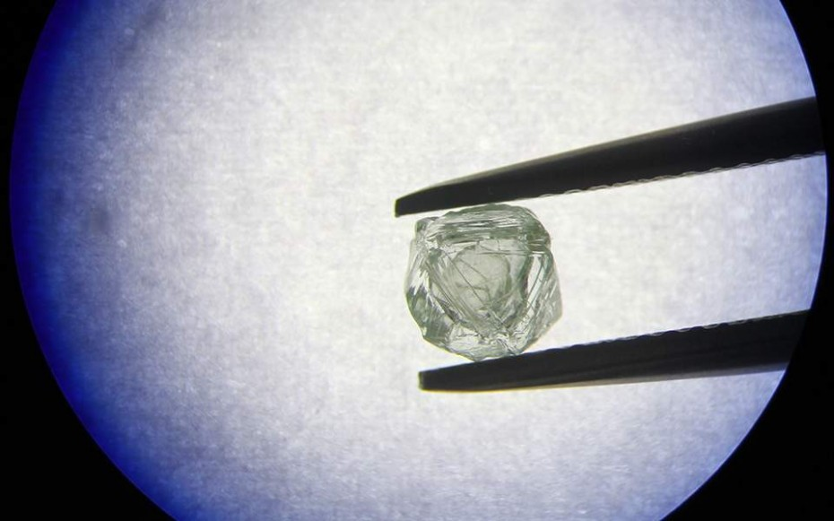 Το πρώτο διαμάντι... 2 σε 1 βρέθηκε στη Γιακουτία της Ρωσίας