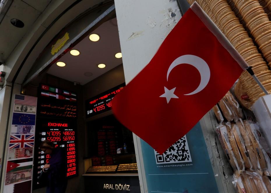 Τουρκία: Ανακάμπτει η λίρα, όχι όμως και το χρηματιστήριο