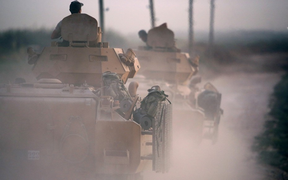 Τουρκική εισβολή στη Συρία - Τουλάχιστον 11 νεκροί