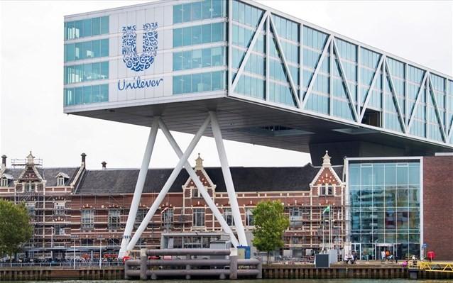 Η Unilever μειώνει στο μισό τη χρήση πρωτογενούς πλαστικού