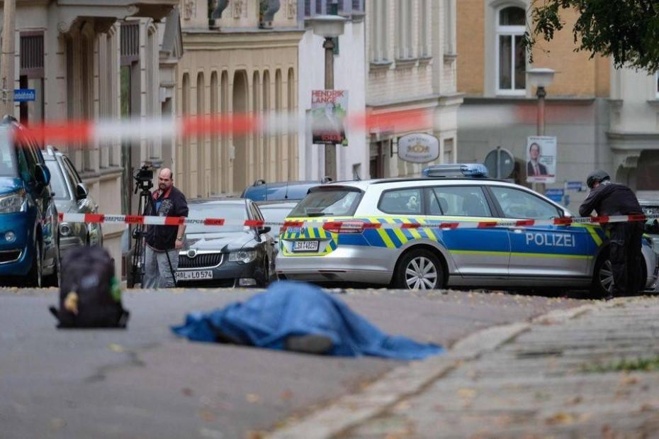 Σε κρίσιμη κατάσταση 2 τραυματίες από την επίθεση στη Χάλε της Γερμανίας
