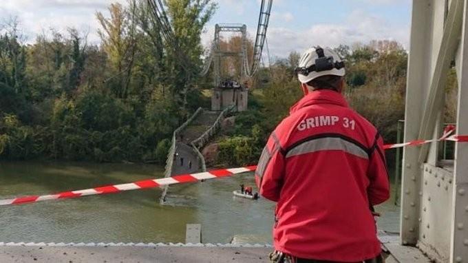 Τουλάχιστον 1 νεκρή από κατάρρευση γέφυρας στη Γαλλία