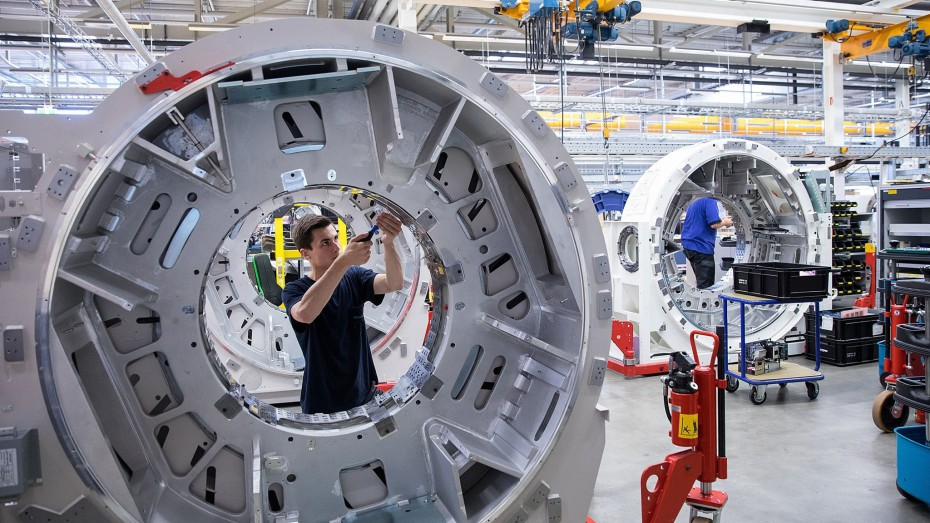 Νέο «καμπανάκι» από τη Γερμανία, για τη βιομηχανική παραγωγή το Σεπτέμβριο