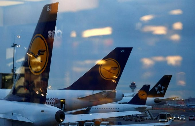 Διήμερη απεργία της Lufthansa «καθηλώνει» 1.300 πτήσεις στη Γερμανία