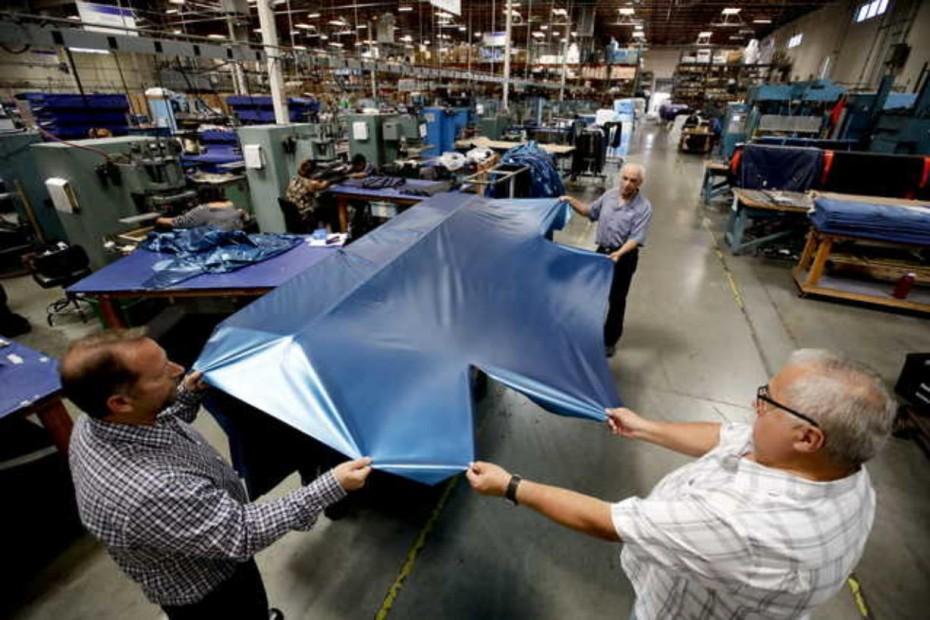 Κοντά σε χαμηλό 1,5 έτους η βιομηχανική παραγωγή στις ΗΠΑ τον Οκτώβριο