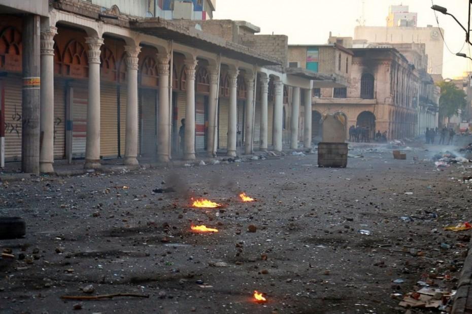Νέοι νεκροί στο Ιράκ - Στα 326 τα θύματα από τις αρχές Οκτωβρίου