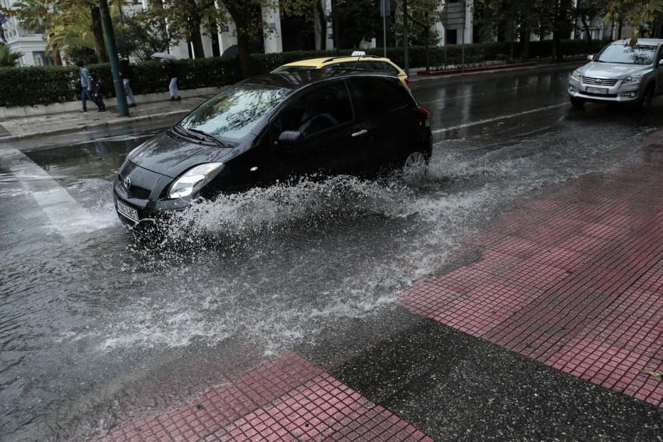 Επιδείνωση του καιρού την Πέμπτη - Βροχές και στην Αθήνα