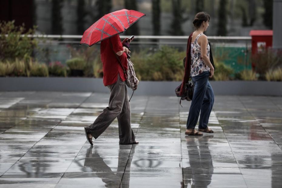 Καιρός: Με βροχές το πρώτο ΣΚ του Νοεμβρίου