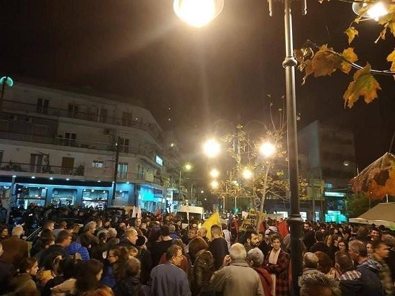 Θεσσαλονίκη: Δεύτερο περιστατικό με μαχαίρωμα σε μια μέρα
