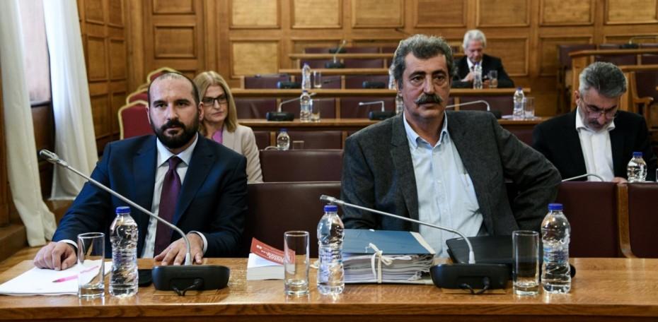 Επιμένει ο ΣΥΡΙΖΑ: Δεν θα αντικαταστήσουμε Πολάκη - Τζανακόπουλο