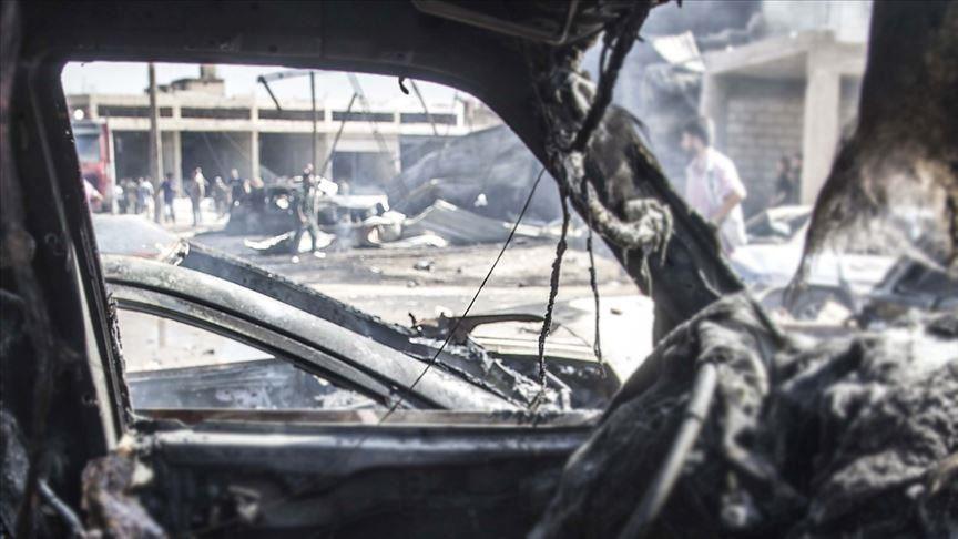 Τουλάχιστον 6 νεκροί από εκρήξεις σε πόλη της Συρίας