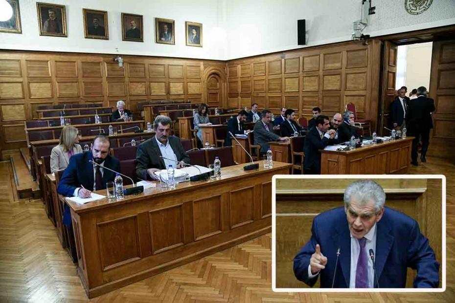 Υποχώρηση από ΣΥΡΙΖΑ: Χωρίς Πολάκη - Τζανακόπουλο η προανακριτική