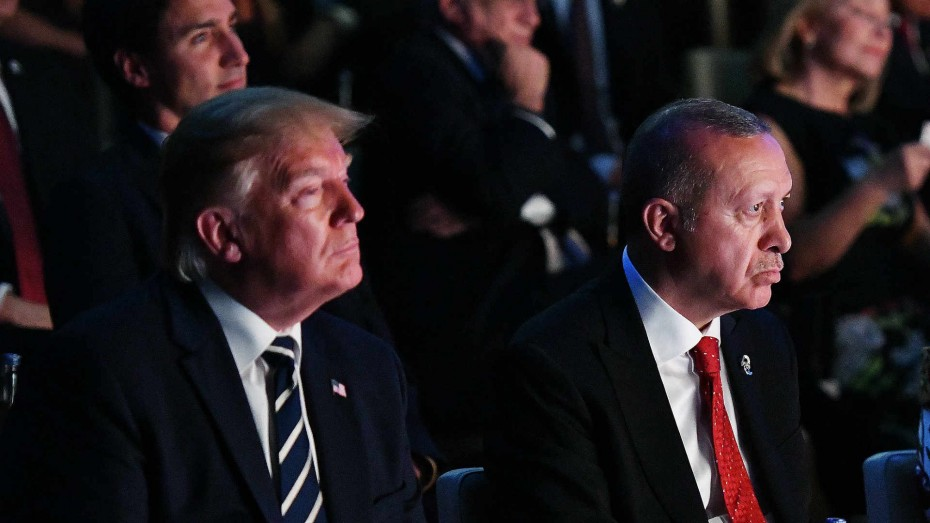 Επιβεβαιώθηκε η επίσκεψη Ερντογάν στις ΗΠΑ στις 13 Νοεμβρίου