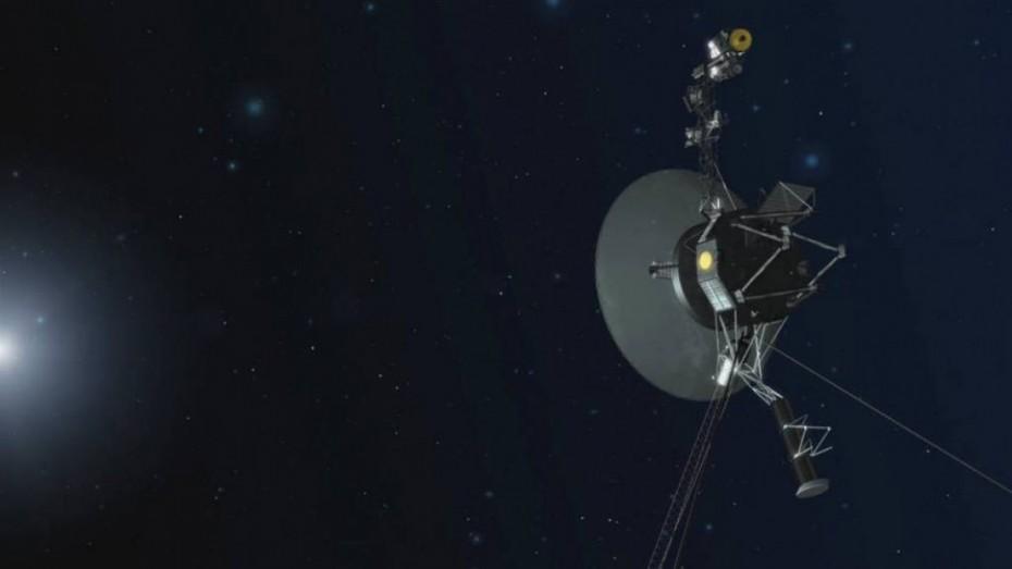 Ο Κριμιζής, η NASA και τα πρώτα ευρήματα του Voyager 2