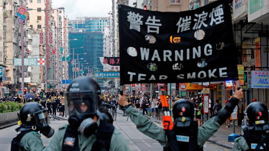 Για 24η εβδομάδα διαδηλώσεις στο Χονγκ Κονγκ