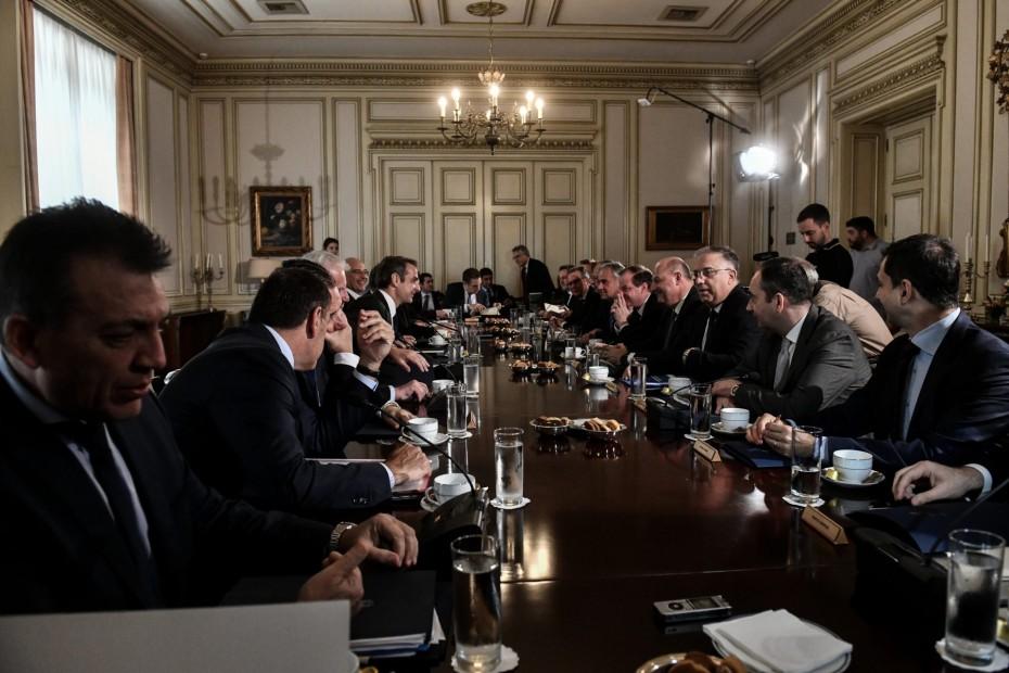Η ατζέντα του υπουργικού συμβουλίου της Πέμπτης